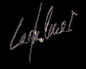 Unterschrift von Lars Wilmer